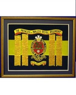 Princess Of Wales Royal Regiment PWRR Poppy